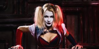 harley quinn cosplay by_captainirachka-d9c9yru