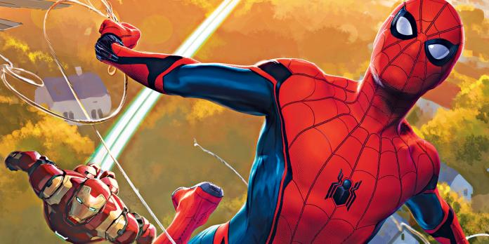 de volta ao lar post cosmonerd Steelbook homem-aranha