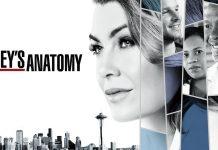 poster da série greys anatomy