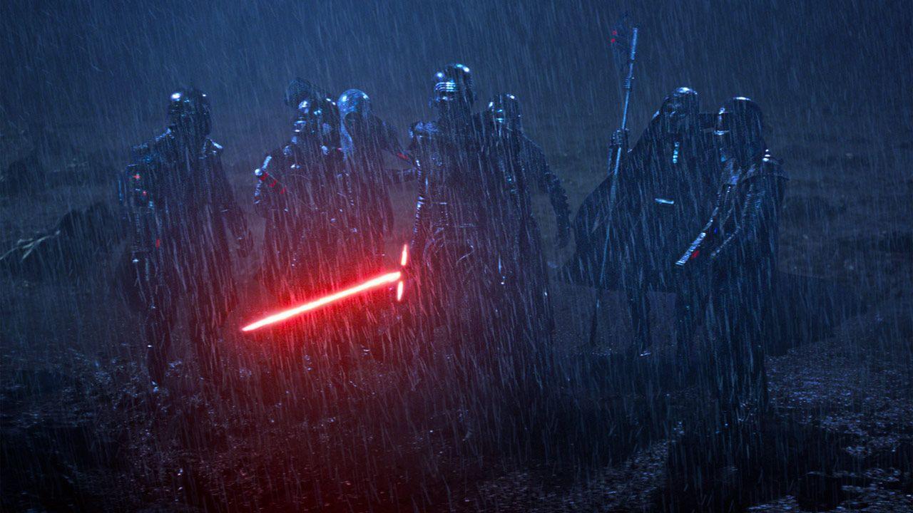 Os Últimos Jedi quase deu