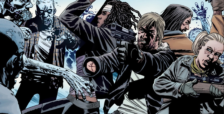 'The Walking Dead' é renovada para 9ª temporada e troca de showrunner