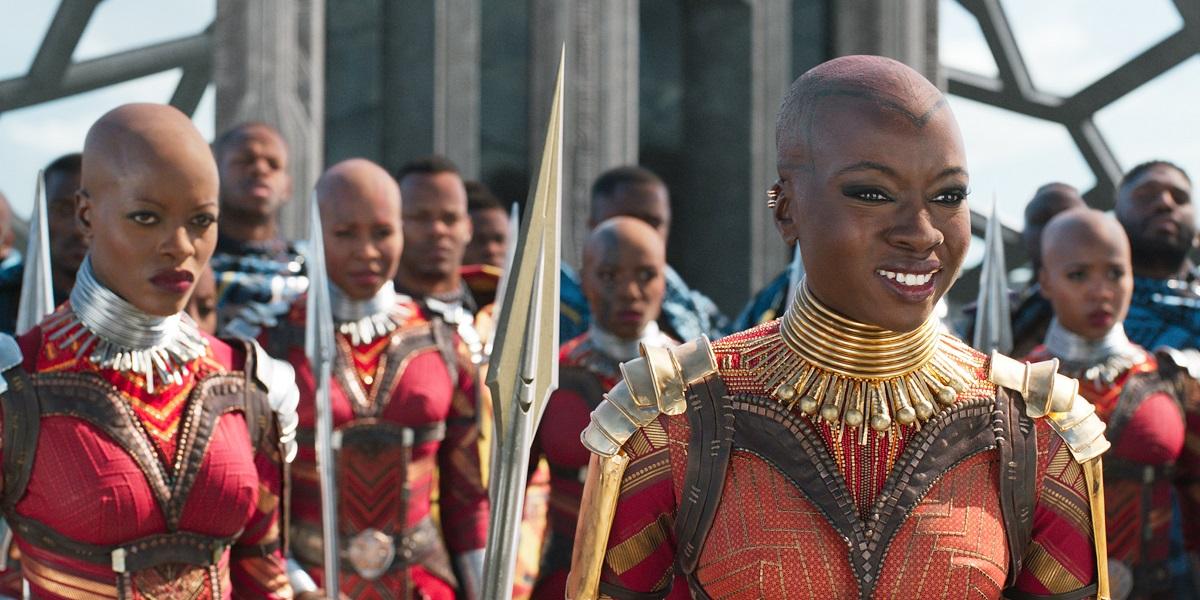 Pantera Negra é a terceira maior bilheteria da Marvel nos Estados Unidos