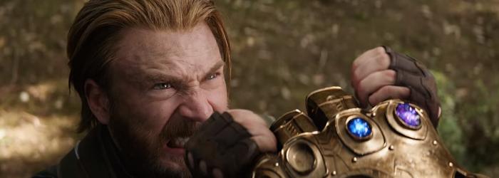 capitão américa segurando thanos em cena do trailer do filme