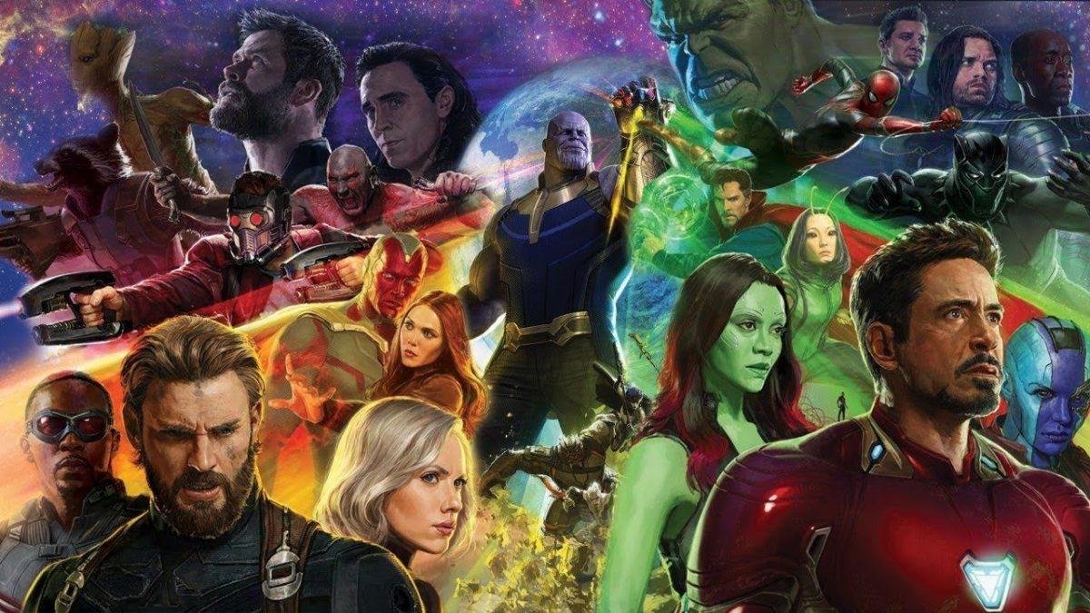 poster de Vingadores: Guerra Infinita