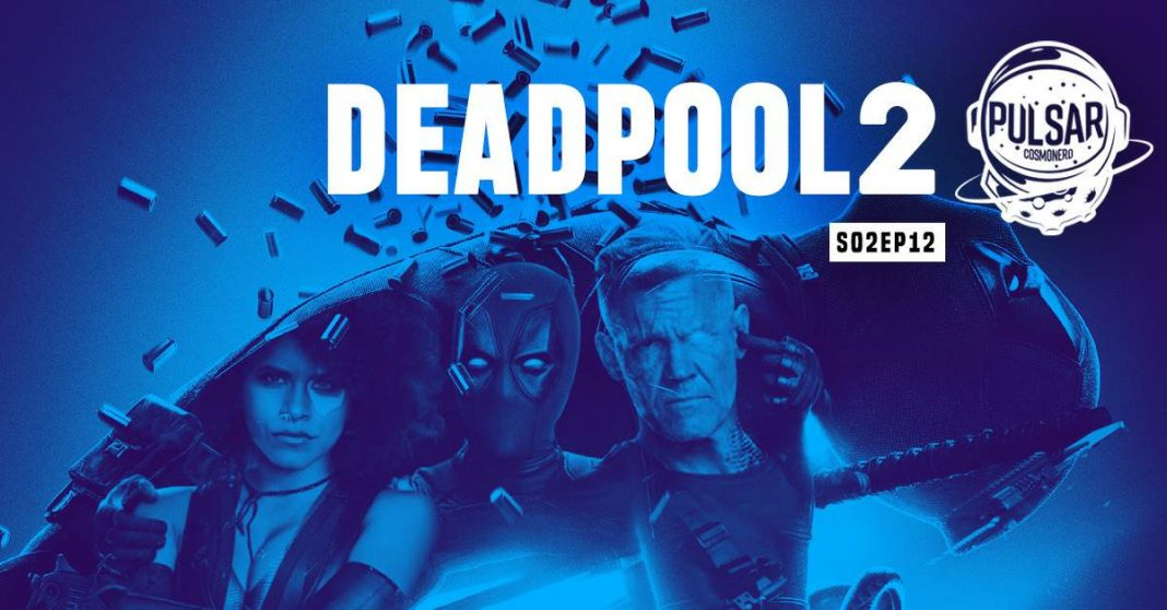 Pulsar Deadpool 2 podcast fox ryan reynolds