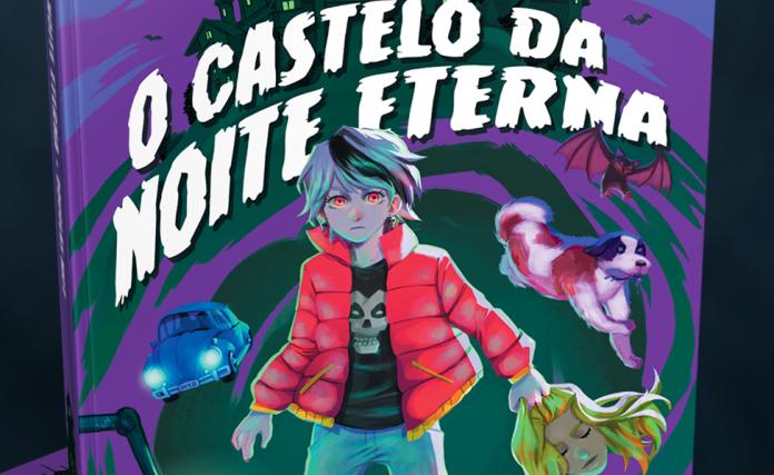 Betina Vlad e o Castelo da Noite Eterna Douglas MCT AVEC Editora