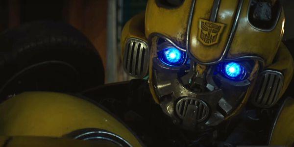 Bumblebee paramount transformers