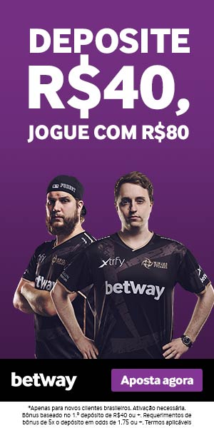 Site de Apostas CS GO Betway