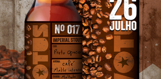 Cervejaria Votus N 017 Russian Imperial Coffee Stout - Copia
