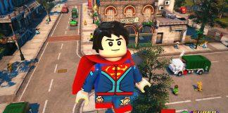 LEGO DC Super-villains WB Games