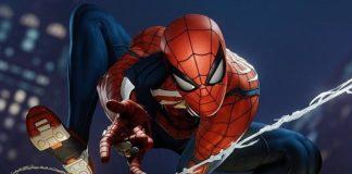 spider-man insomaniac playstation 4 sony