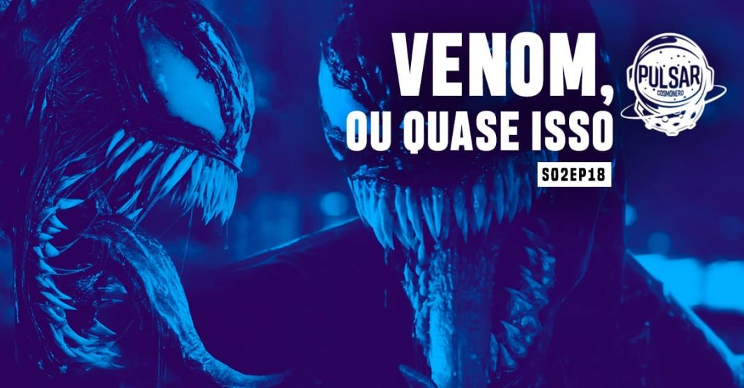 venom pulsar podcast sony marvel filme