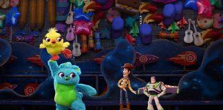 TOY STORY 4 disney pixar