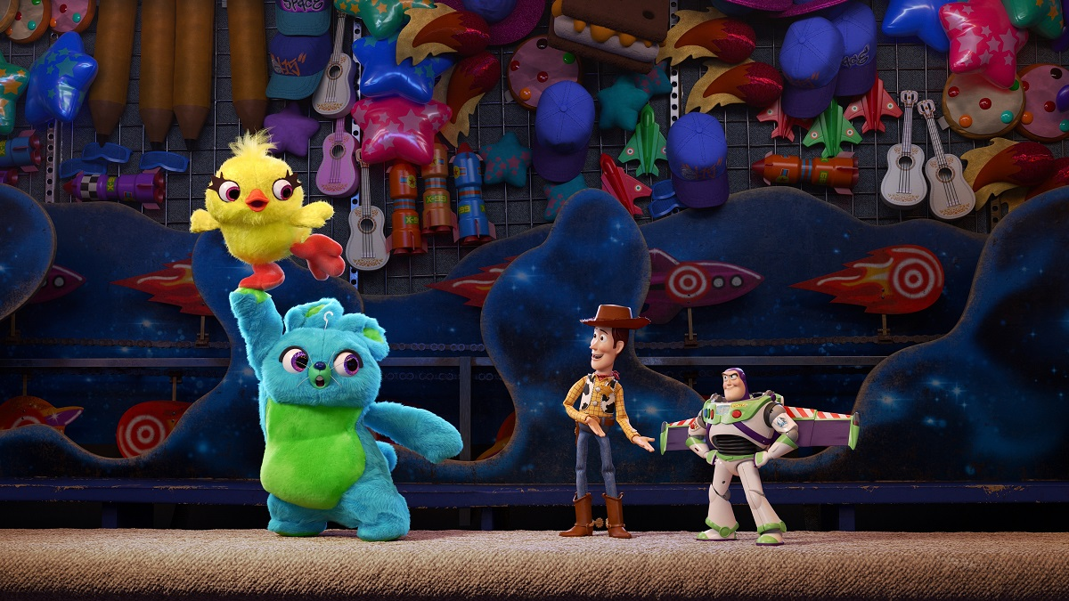 TOY STORY 4 disney pixar