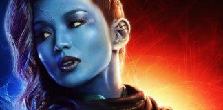 capitã marvel poster personagens minn-erva capa
