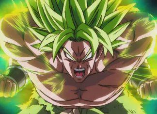 Telecine Dragon Ball Super: Broly