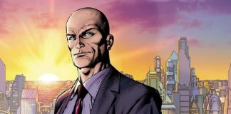 lex luthor hqs
