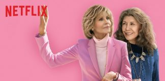 Grace and Frankie jane fonda e lily tomlin
