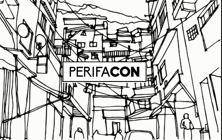 cartaz do evento PerifaCon