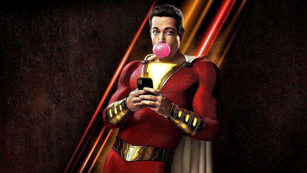 Shazam! | filme ganha novo pôster antes da estreia