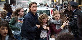 Guerra Mundial Z Brad Pitt
