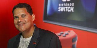 Reggie Fils-Aimé anuncia aposentadoria da presidência da Nintendo of America