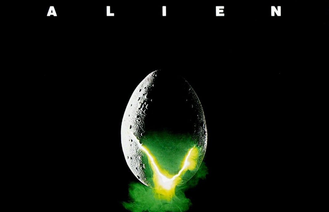 poster do primeiro Alien