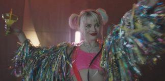 Personagem de Margot Robbie, Arlequina em Aves de Rapina