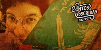 contos & escribas podcast Cecília Reis Braga - Sangue e Fumaça - A Irmã Da espada - Livro 1