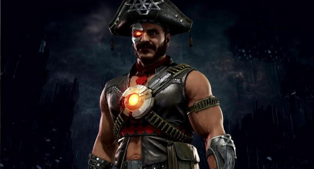 Kano Cangaceiro Mortal Kombat 11