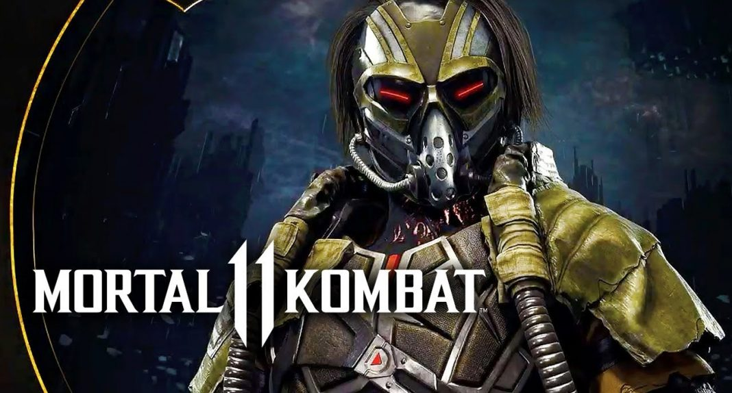 kabal mortal kombat 11