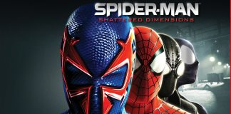 Jogo Spiderman Shattered Dimensions foi inspiração para Homem-Aranha no Aranhaverso
