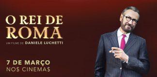 capa do trailer de o rei de roma
