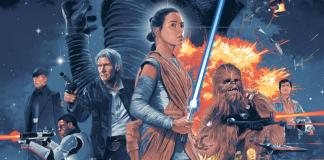 arte de star wars: o despertar da força