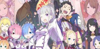 Re: Zero   anime ganha nova temporada e OVA