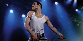 remi malek em performance de Bohemian Rhapsody