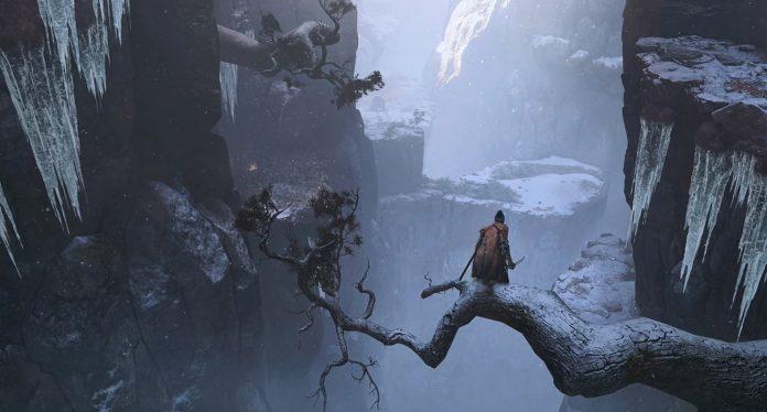 cena do jogo Sekiro: Shadows Die Twice | Novo teaser traz uma serpente gigante FromSoftware