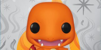 funko pop charmander pokémon