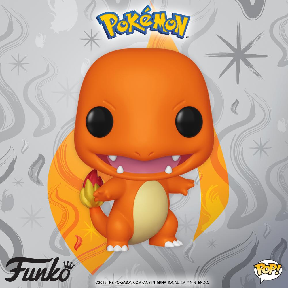 FunkoCharmander