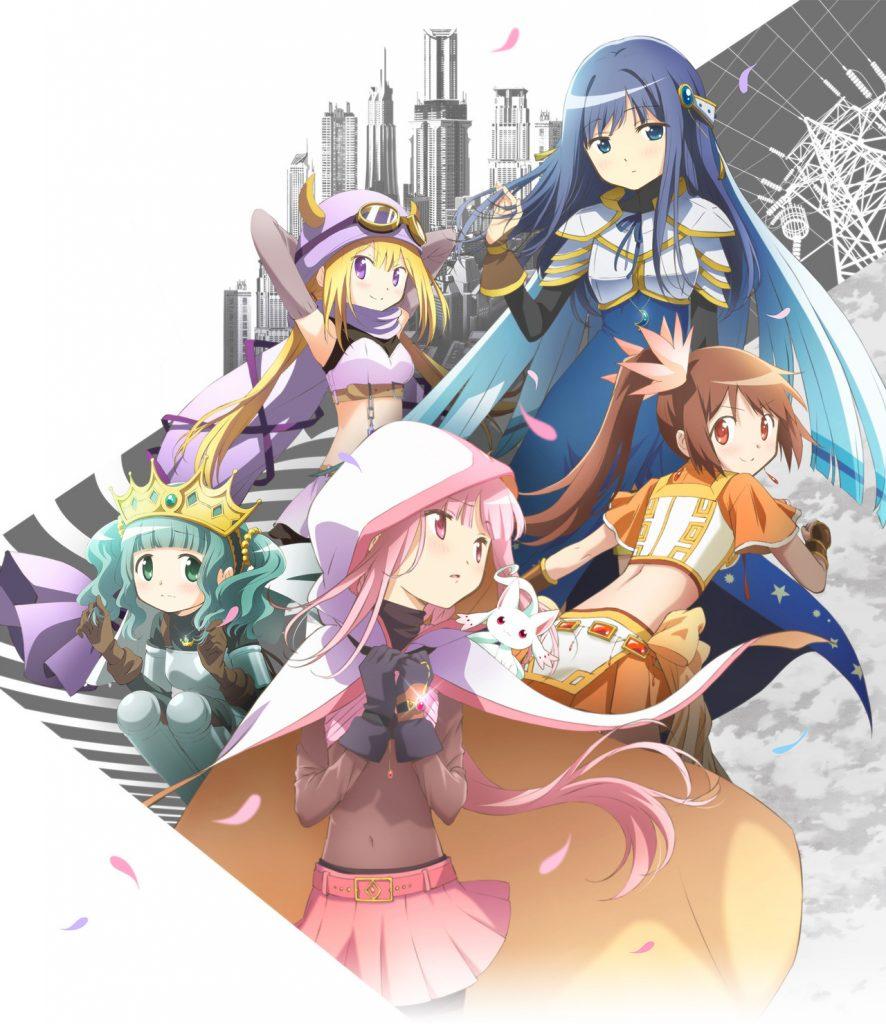 Magia Record: Puella Magi Madoka Magica Gaiden | anime ganha teaser
