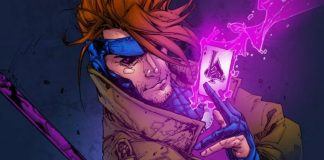 gambit-marvel comics