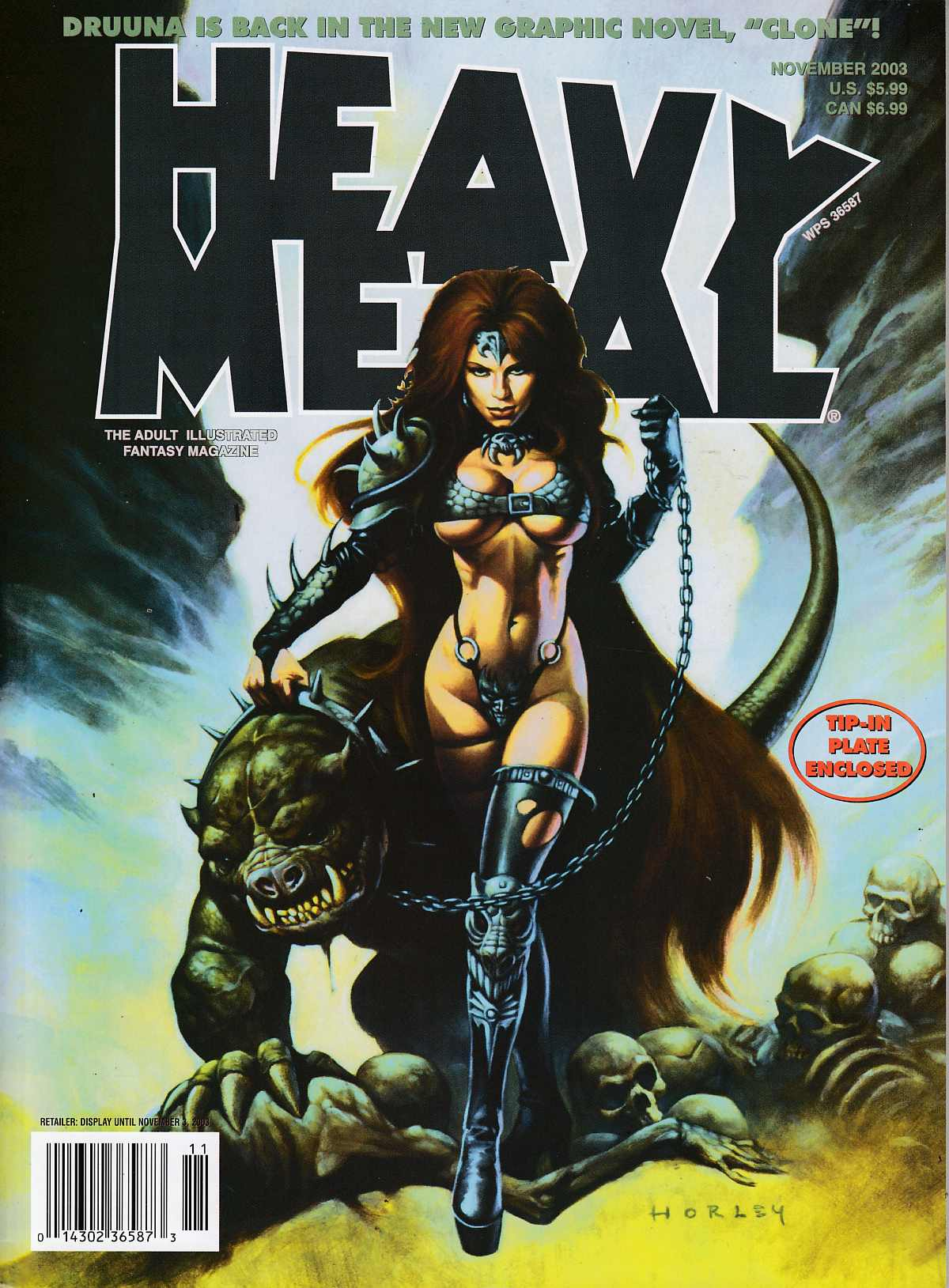 Revista Heavy Metal