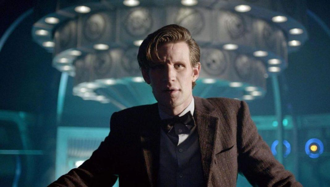 matt smith em doctor who