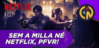 Resident Evil vai virar SÉRIE na NETFLIX