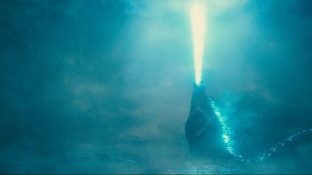 Godzilla II: Rei dos Monstros comercial