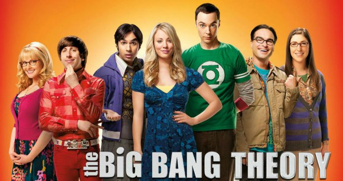 The Big Bang Theory warner