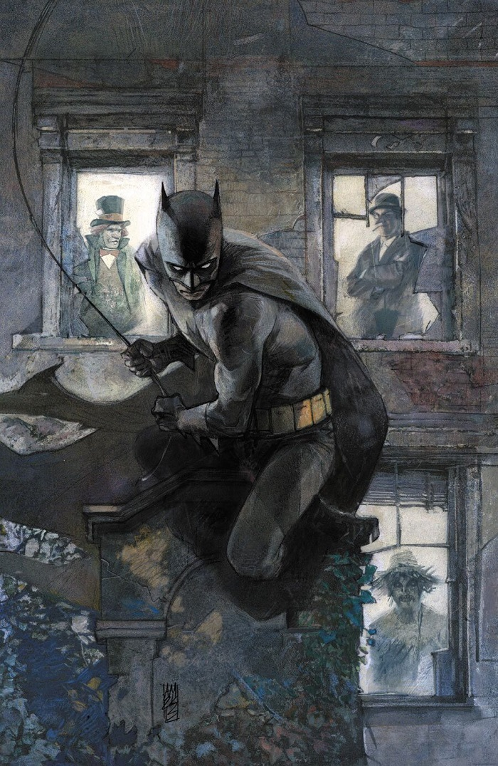 Alex Maleev Batman