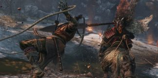 Sekiro: Shadows Die Twice fromsoftware