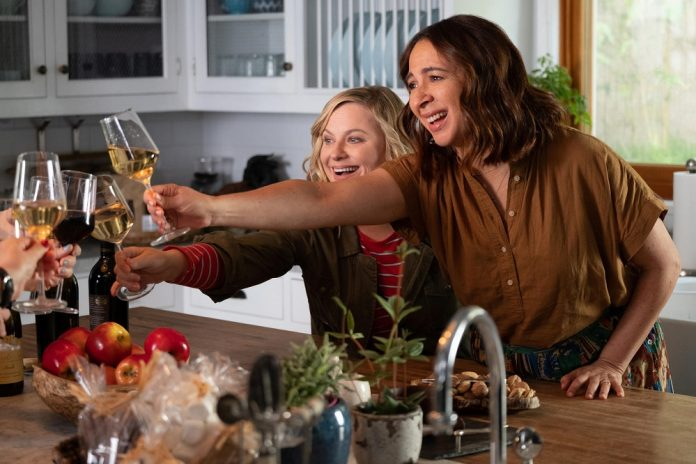 netflix entre vinho e vinagre amy poehler