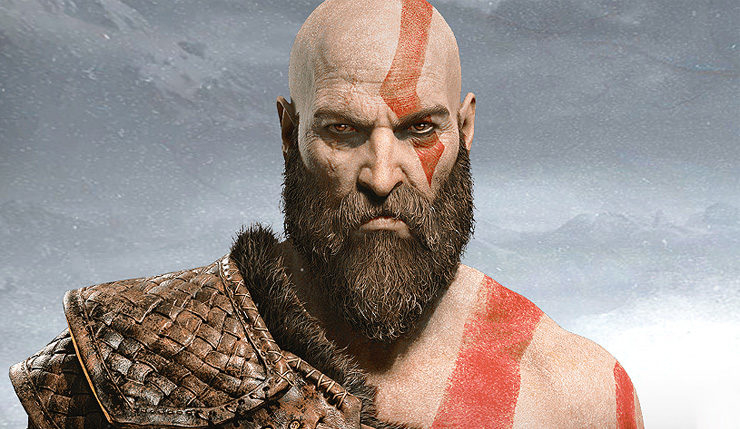 god of war playstation 4 sony santa monica